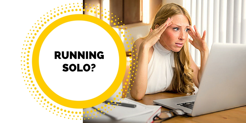 Running solo? Outsource your marketing!
