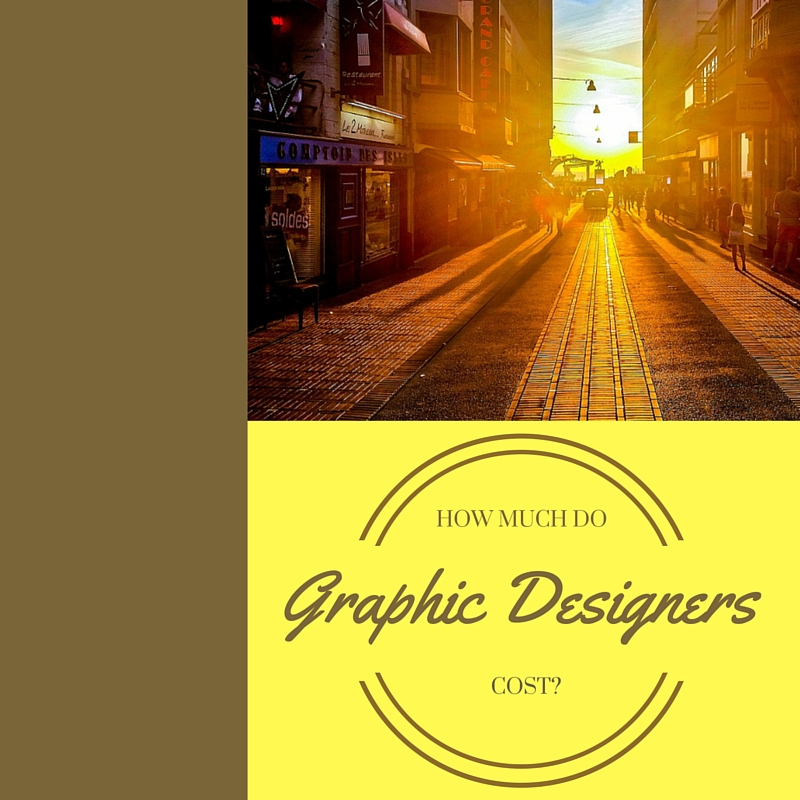 How much do graphic designers cost?