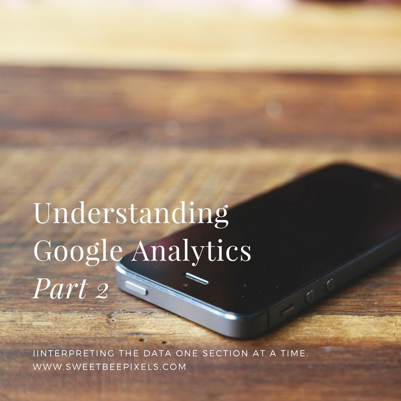 interpreting google analytics